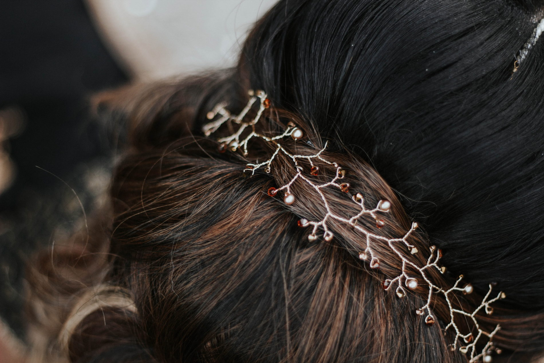 indian bridal accessories for hair