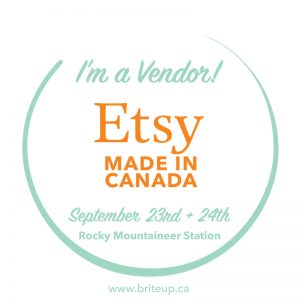Etsy made in canada vendor hair accessories